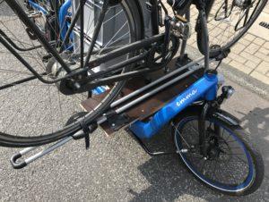 Emma - Bullitt Cargo Bike Thule Rack