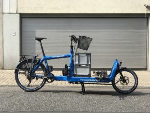 Emma - Bullitt Cargo Bike - Bike Transporter without a Bike