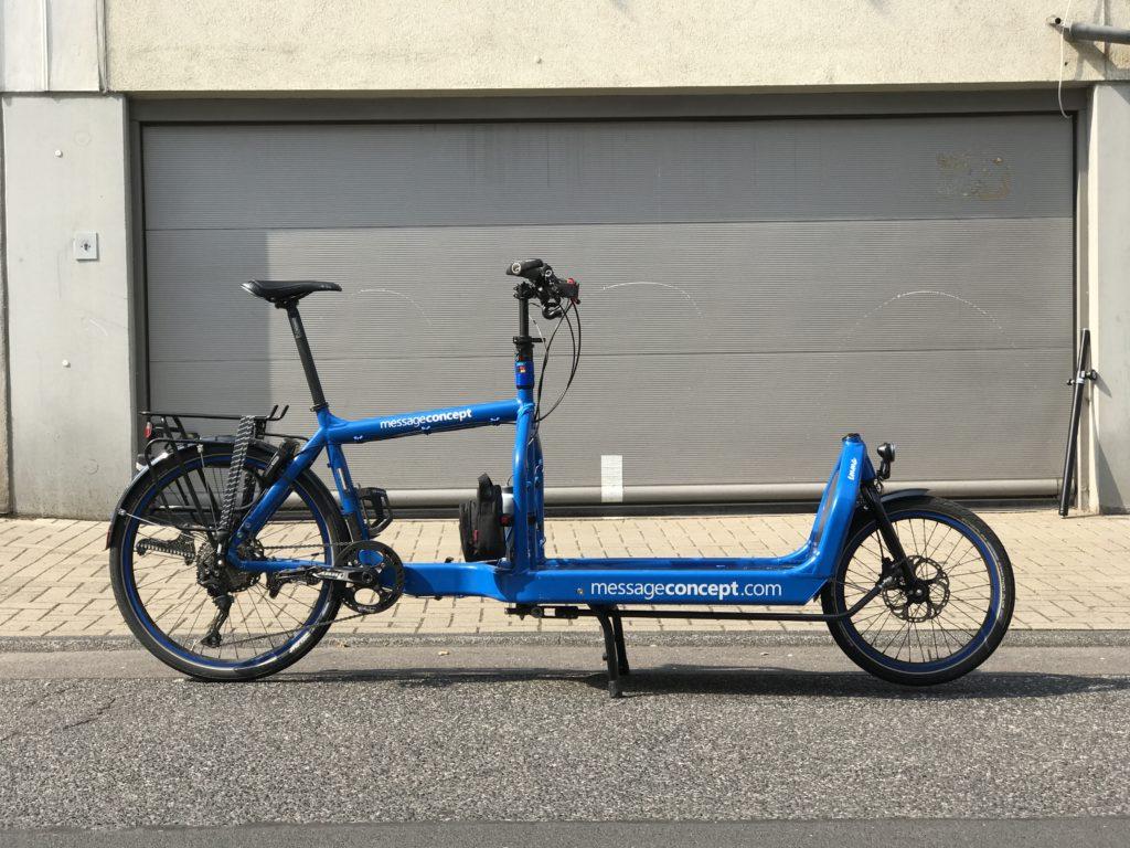 Emma - Bullitt Cargo Bike